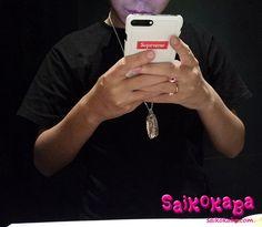 iphone7sケース supreme スリム