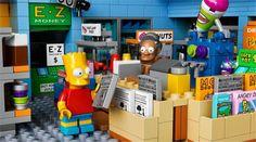 ファン納得の作り込み! レゴセットにザ・シンプソンズのクイックEマート登場 : ギズモード・ジャパン
