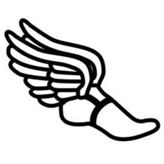 track and field symbol bing images track and field pinterest rh pinterest com Farm Field Clip Art track and field clipart free