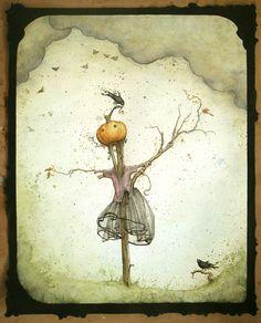 Trixie's Treats: 31 Days of Halloween: Leontine Greenberg