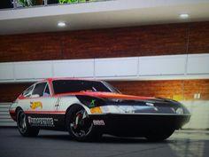 """Ferrari 365 GTB/4 """"Scuderia Lukynix""""  #ferrari #forzamotorsport5 #lukynix #xboxone"""