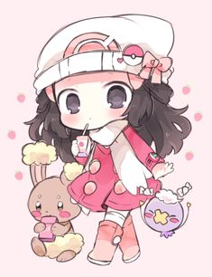 Let's spread Chibi to all over the world with us to get an anime stuff you want free. Chibi Kawaii, Cute Anime Chibi, Kawaii Art, Kawaii Anime, Pokemon Craft, Cute Pokemon, Bebe Anime, Images Kawaii, Dibujos Anime Chibi