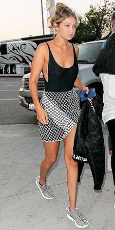 Fresh wardrobe inspiration awaits, courtesy of Selena Gomez, Gigi Hadid, Hailey Baldwin and more stylish celebs