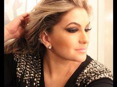 Maquiagem com o Glitter Vibre! da linha Alice Salazar