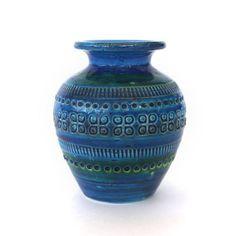 '70s+Flavia+Bitossi+Ceramic+Vase, now featured on Fab.