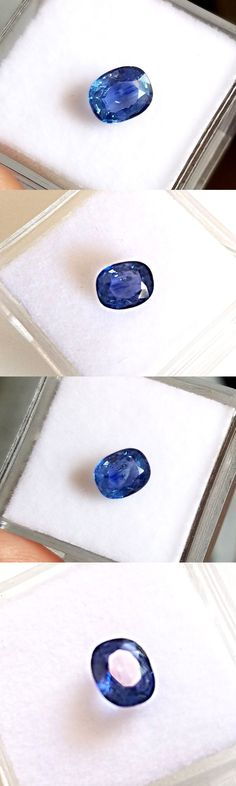 Natural Sapphires 4644: Natural 1.05 Carat Ceylon Cornflower Blue Sapphire Genuine Loose Stone Oval -> BUY IT NOW ONLY: $399 on eBay!