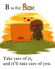 MGS - B is for Box by FerioWind DeviantArt