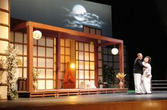 Piezas de Decorados (2), en Teatro.