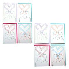 Hearts Cards by Kin of Kin