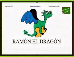 INFANTIL de GRACIA: DRAGONES Y MÁS DRAGONES