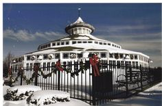 East Providence, RI..crescent park carousel....you still try to catch the brass ring here!