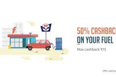 HP Petrol Pumps - Get Flat 50% Freecharge Cashback Offers