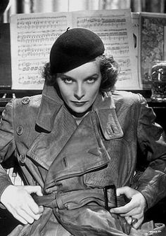 Beauty & Contradiction: What they wore. Katharine Hepburn.