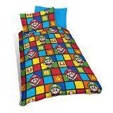 http://ift.tt/1VhMTE1 Nintendo Super Mario und Luigi Bettwäsche mit Wendemotiv. Bettbezug 135 x 200 cm Kissenbezug 48 x 74 cm Reviews