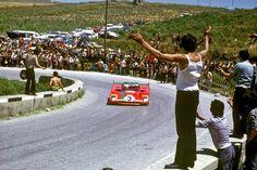 Merzario - Ferrari's glorious Targa win in '72