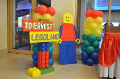 Lego Party | Pinterest | Lego birthday party Vintage lego and Lego : lego birthday party decoration ideas - www.pureclipart.com