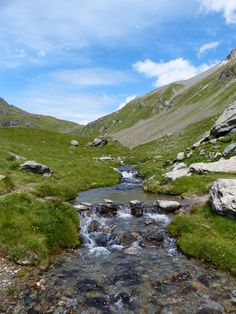 vers le refuge du #mont pourri