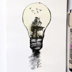 papel-caneta-e-muito-talento-nas-ilustracoes-de-alfred-basha (30)