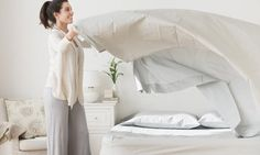 How Often You Should Actually Be Washing Your Towels And Sheets