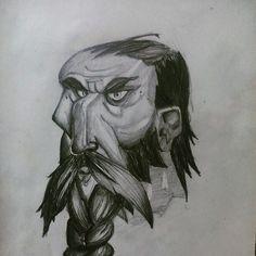 #vikings #viking #fighter #battle #mustache #beard #knitting #drawing #charcoal #vikingler #viking #savaşçı #savaş #bıyık #sakal #örgü #çizim #karakalem