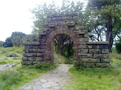 Enjoyable visit to the abandoned Lever Park, Rivington. Breif history: 'Lever Park on the east bank of the Lower Rivington reservoir is named after. Abandoned Places, Bridges, Gates, Places Ive Been, Watercolour, Buildings, Places To Visit, Castle, Around The Worlds