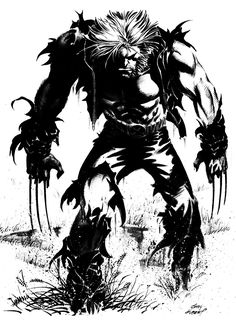 Wolverine by Andy Kubert