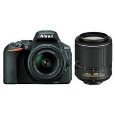 Nikon D5500 DSLR Camera - Begin the new journey in kaleidoscopic background with DSLR cameras