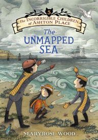 The Incorrigible Children of Ashton Place, Book 5: The Unmapped Sea