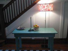 DIY Floor Lamp Makeover