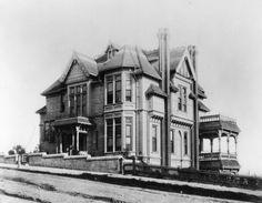 Los Angeles: 1899 The Crocker Mansion