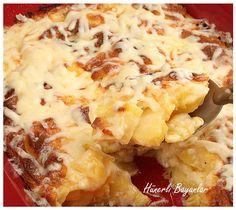 Patates Graten by hunerlibayanlar@yahoo.com, via Flickr