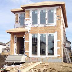 new house build