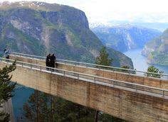 Kunst an den 18 Landschaftsrouten Norwegens - SPIEGEL ONLINE