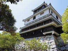 広島 岩国城