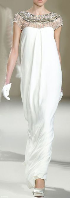 Temperley London #Goddess LBV - reminds a little bit of Audrey Hepburn's dress in My Fair Lady.  Love it