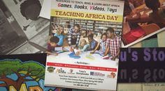 Teaching Africa Day 1st Video