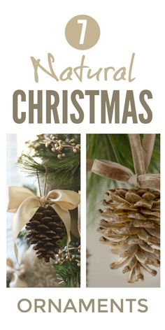 0dc215f5d2a Simple DIY and homemade Christmas tree decorations you can make for your  home with kids including