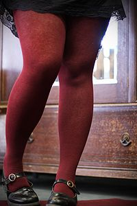 Signature Cotton Tights http://www.sockdreams.com/products/foot-traffic-combed-cotton-tights