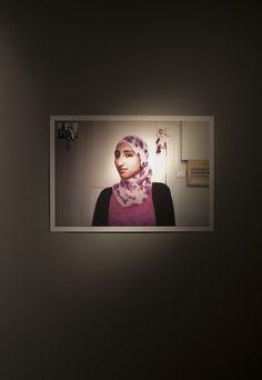 Stefano Pezzi Latifa stampa da istantanea digitale, 70 x 100 cm. 2013 Latifa, Selfie, Mirror, Museum, Art, Mirrors, Selfies