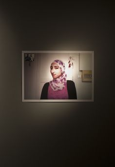 Stefano Pezzi Latifa stampa da istantanea digitale, 70 x 100 cm. 2013