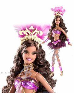 Carnival Barbie