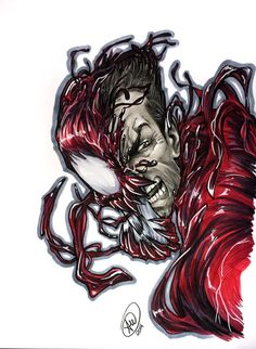 Carnage by AdamWithers