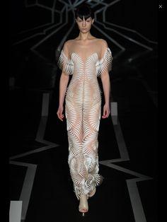 Iris van Harpen 2017 Spring Couture