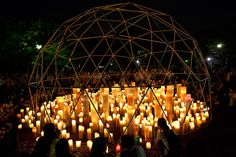 Candle Night Summer Solstice Tokyo