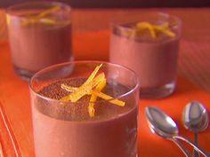 Spiced Chocolate Budino.