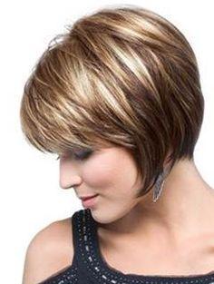llevar el pelo corto asimtrico degrafilado es la mejor manera de salir de la rutina y entrar a un mundo diferenterecargado de estilos e i - Pelos Cortos Modernos