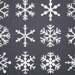 More than a million free vectors, PSD, photos and free icons. Exclusive freebies… More than a million free vectors, PSD, photos and free icons. Exclusive freebies and all graphic resources that you need for your projects Chalkboard Designs, Chalkboard Art, Christmas Rock, Winter Christmas, Snowflake Craft, Snowflake Designs, Window Art, Window Picture, Picture Frame