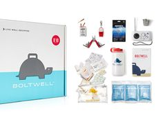 Boltwell B*10 Must-Haves Emergency Kit