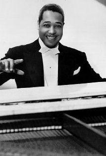 composer Duke Ellington, 1899-1974
