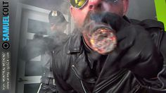 "Montreal Leather Weekend Images from my most popular homemade video called ""MONTREAL LEATHER WEEKEND"" ABOUT THIS VIDEO: While in Montreal for the Monseuir Leather Contest, Gay Pornstar Samuel Colt met up with his buddy JP to teach him how to smoke..."